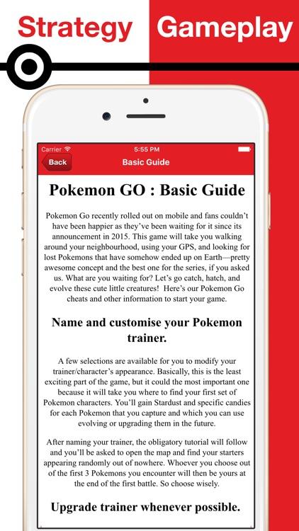 Guide & Finder For Pokemon GO - Poke Radar screenshot-3