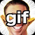 Gif Maker - Foto para Gif Maker e vídeo para Gif Criador icon