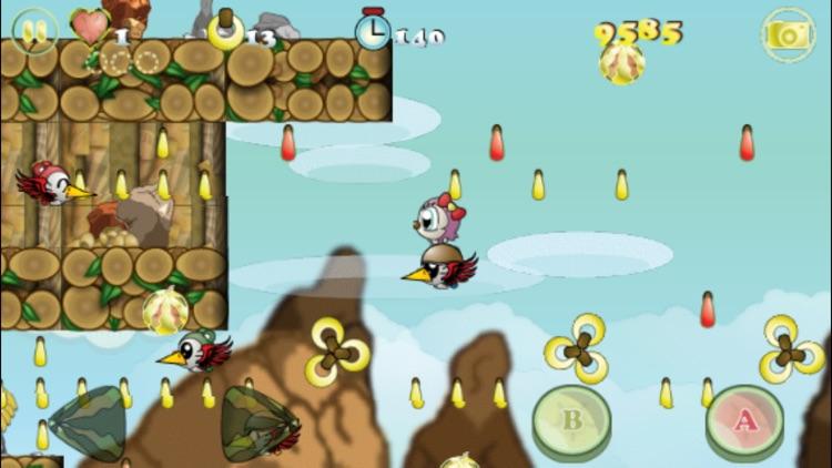 Monko Quest - Monkeys' Adventure screenshot-3