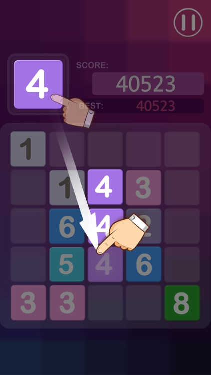 2048 UP:Number Puzzle Game screenshot-3