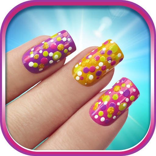 Nail Girl Games: Fancy Manicure Salon Decoration