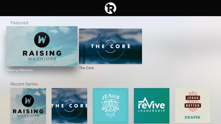 The Rock Church App