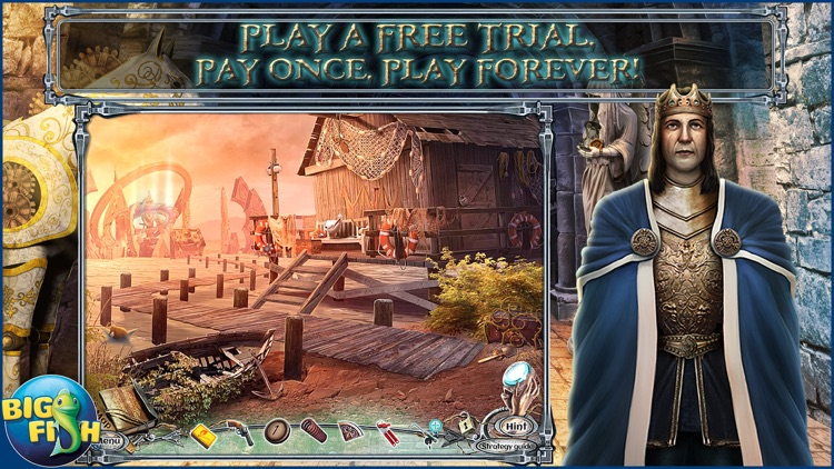 Surface: Return to Another World - A Hidden Object Adventure screenshot-0