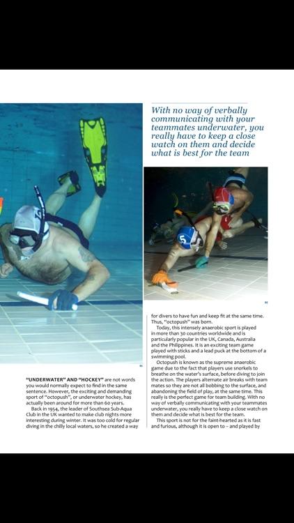 Scuba Diver Magazine