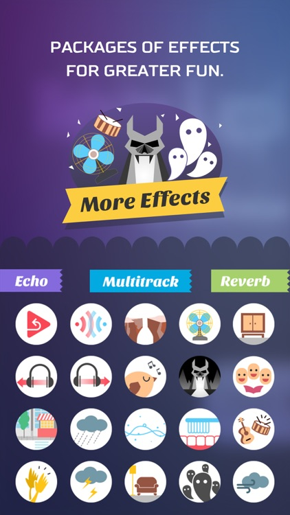 Voice Changer App – Funny SoundBoard Effects screenshot-3