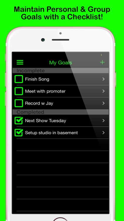 Teamwork: Music Collaboration Tools with Tuner & Group Messaging for Musicians screenshot-3