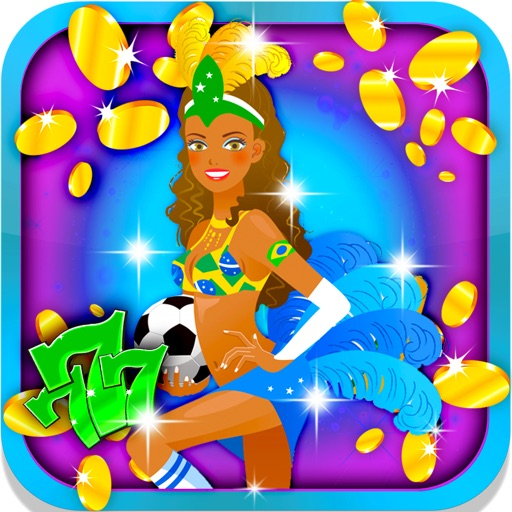 Street Party Slots: Fun at the lucky Rio Carnival by Cristi Motroc