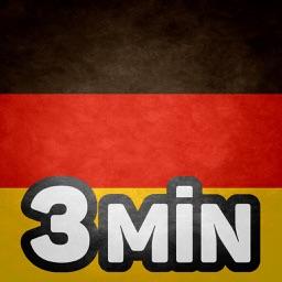 Learn German in 3 Minutes