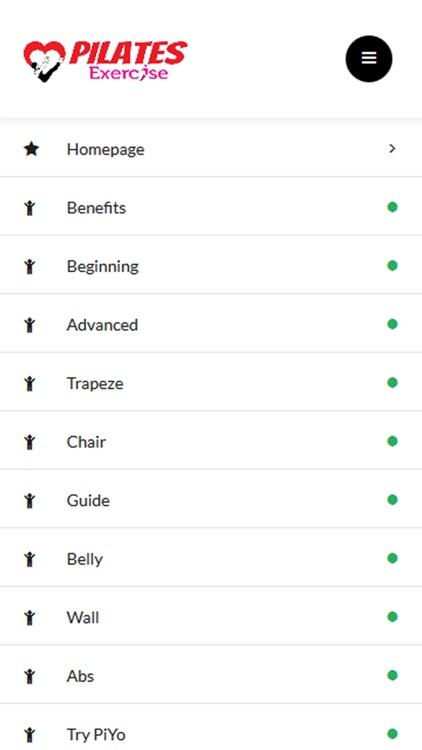 Pilates Exercises screenshot-3