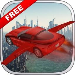 Flying Car Driver Simulator