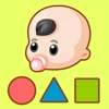 Infant Enlighten Training(0 years old)-Baby Learns Shapes and Colors - iPhoneアプリ