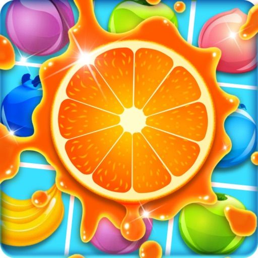 Sweet Juice Deluxe: Fruit Mania