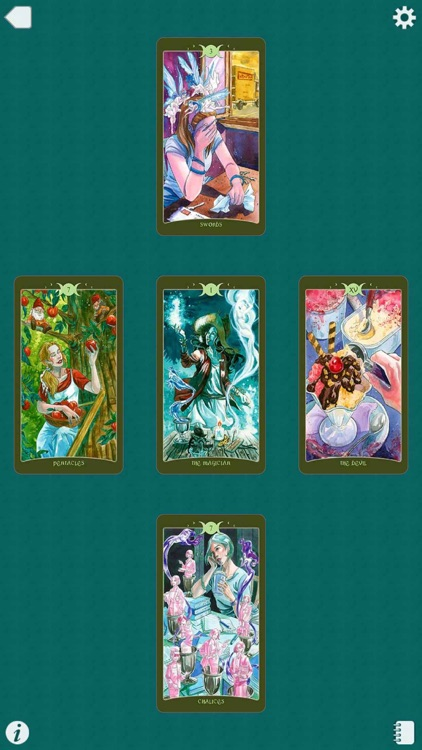 The Book of Shadows Tarot - So Below screenshot-4