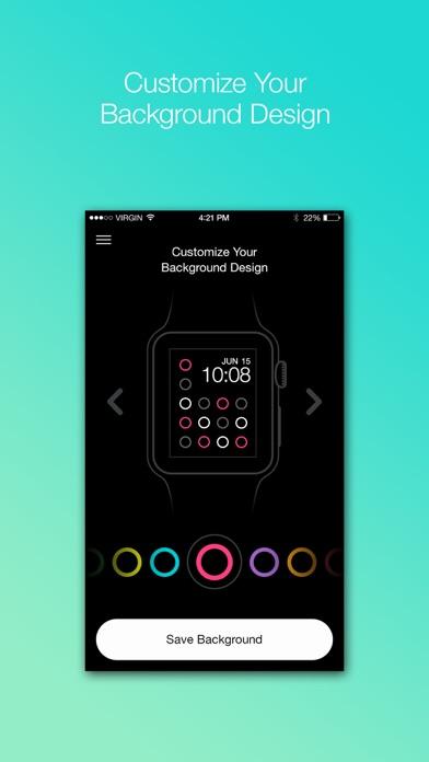ModFace - Modern watch face backgroundsのおすすめ画像2