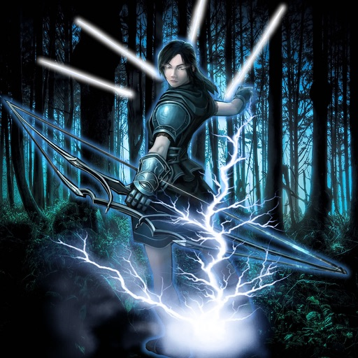 Arrow Luminescent - Archery Top Best Game icon