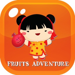 The Chinese Girl Fruits Adventure!