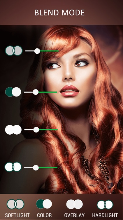 Hair Color Changer - Makeup Tool, Change Hair Color