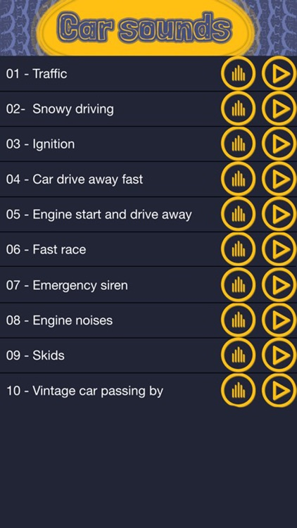 Car Sounds and Noises – Free Ringtones And Notification Alert.s For iPhone