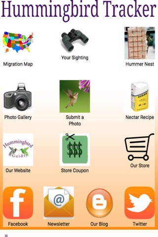 Hummingbird Tracker screenshot 1