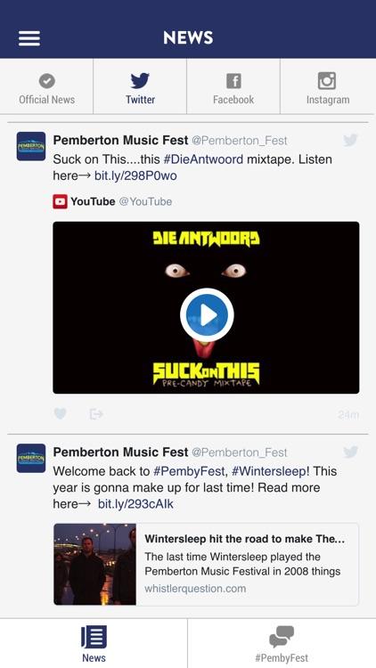 Pemberton Music Festival screenshot-4