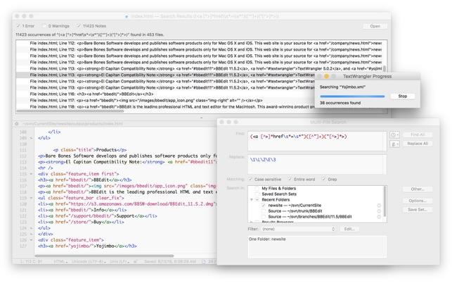 textwrangler para mac