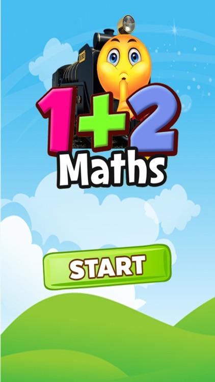 Maths game Train Thomas edition