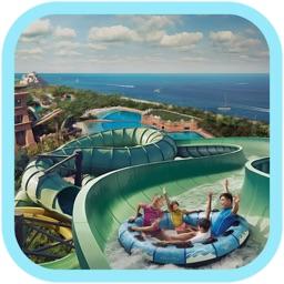 Water Park: Water Slide