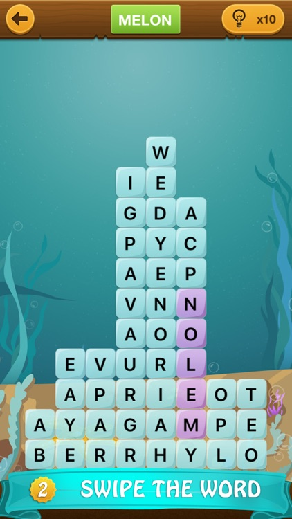 Word Island - Brain Training Quiz Game