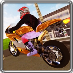 Crazy Motorbike Stunts