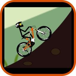 Bike of stickman racing
