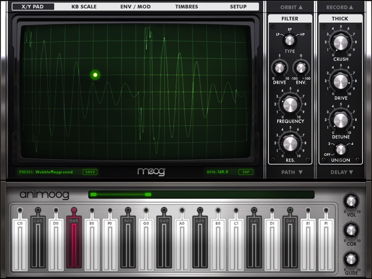 Animoog screenshot-1