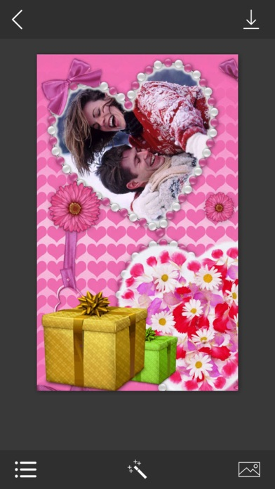 Infinite Love Photo Frames - Decorate your moments with elegant photo frames screenshot four