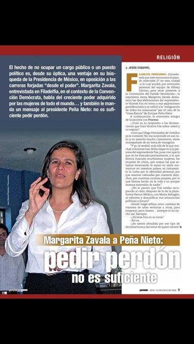Revista Proceso app image
