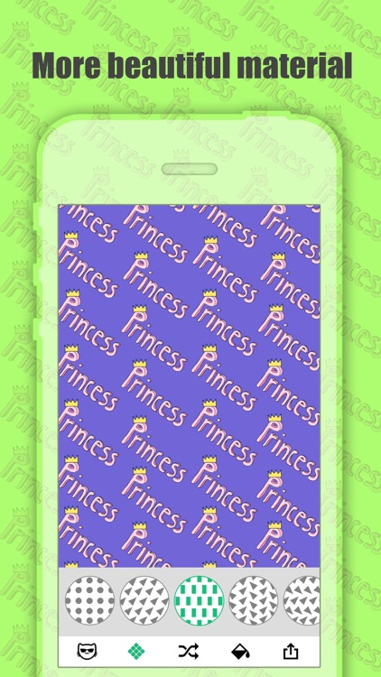 Pattern Maker - Create Cute Background.s & Wallpaper.s screenshot-3