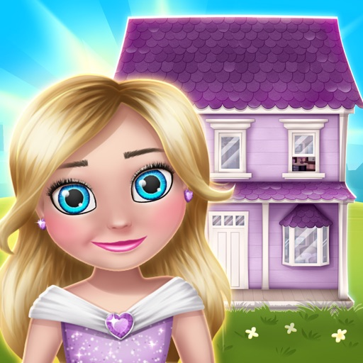 the cutest baby doll house in completely awesome home designing games
