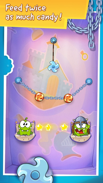 Cut the Rope: Time Travel™ screenshot-3