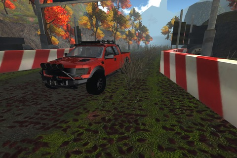 3D 4x4 Off-Road Truck Racing - Extreme Trials Real Driving Simulator PRO screenshot 3