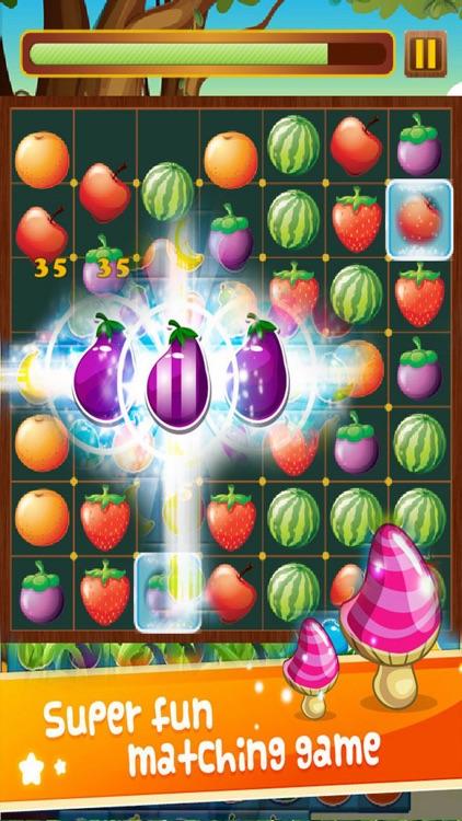 Fruit Star - Crush Mania