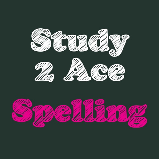 Study2Ace Spelling
