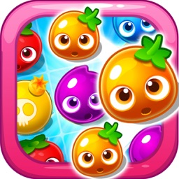 Farm Happy: Kute Mania Fruit