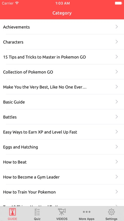 Guide For Pokemon Go Edition