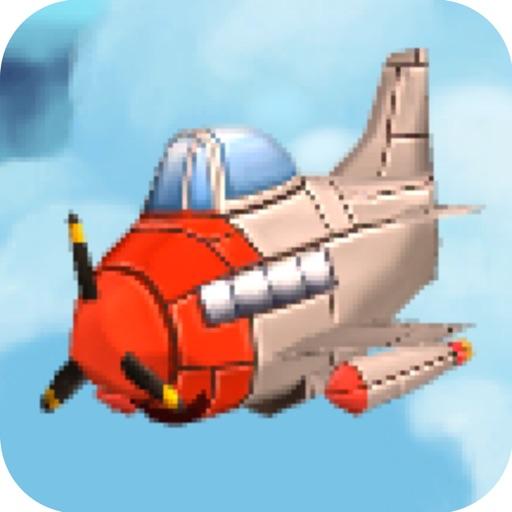 うごく飛行機のお絵描き【こどもの知育アプリ】