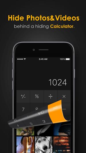 Secret Calculator Photo Album on the App Store
