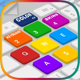 Color Keyboard Skins – Collection Of Custom Key.boards With Colorful Designs & Themes