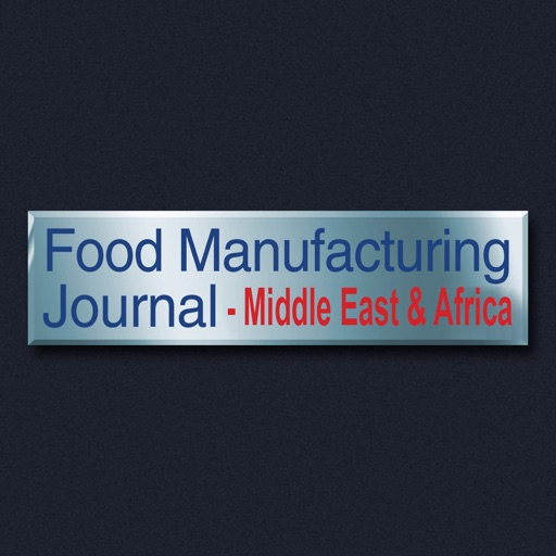 Food Manufacturing Journal - Middle East & Africa Magazine icon