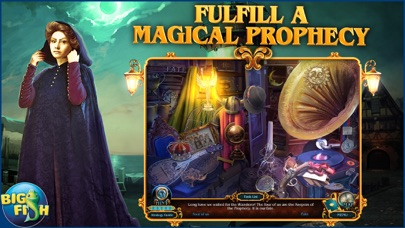 Chimeras: The Signs of Prophecy - A Hidden Object Adventure (Full) screenshot 2