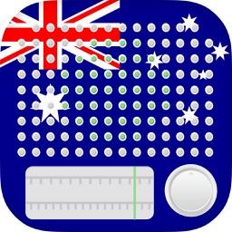Australia Radios: Listen live australian stations radio, news AM & FM online