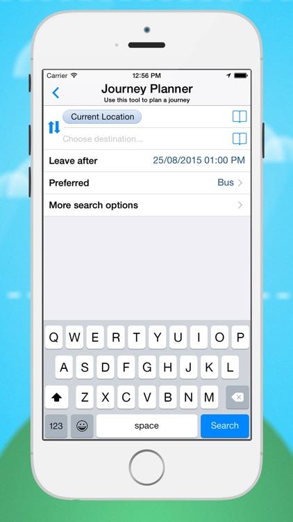 Go Cairns - The ultimate public transport companion screenshot-3