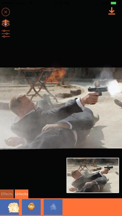 Effects Cam - Visual Effectsのおすすめ画像2