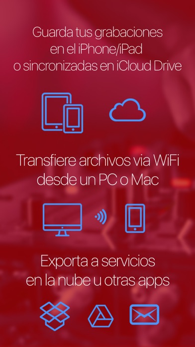 download Grabadora de voz Audiologic apps 1